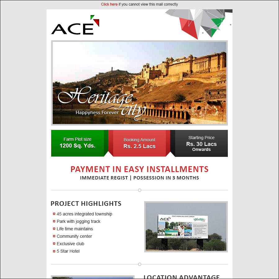 ACE Projects