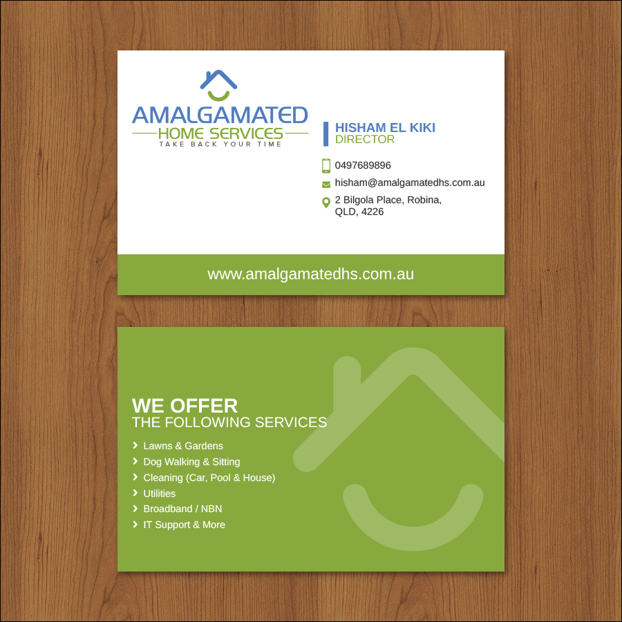 Amalgamated Home Services