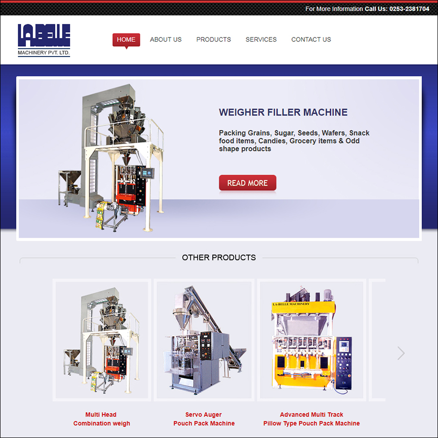 Labelle Machinery Pvt. Ltd.