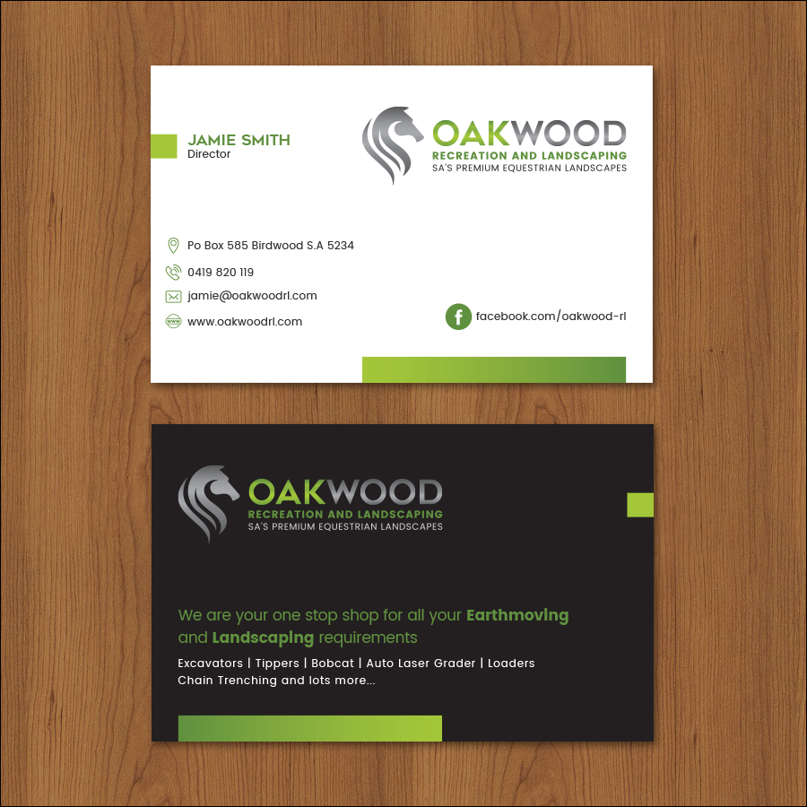 Oakwood Recreation and Landscaping
